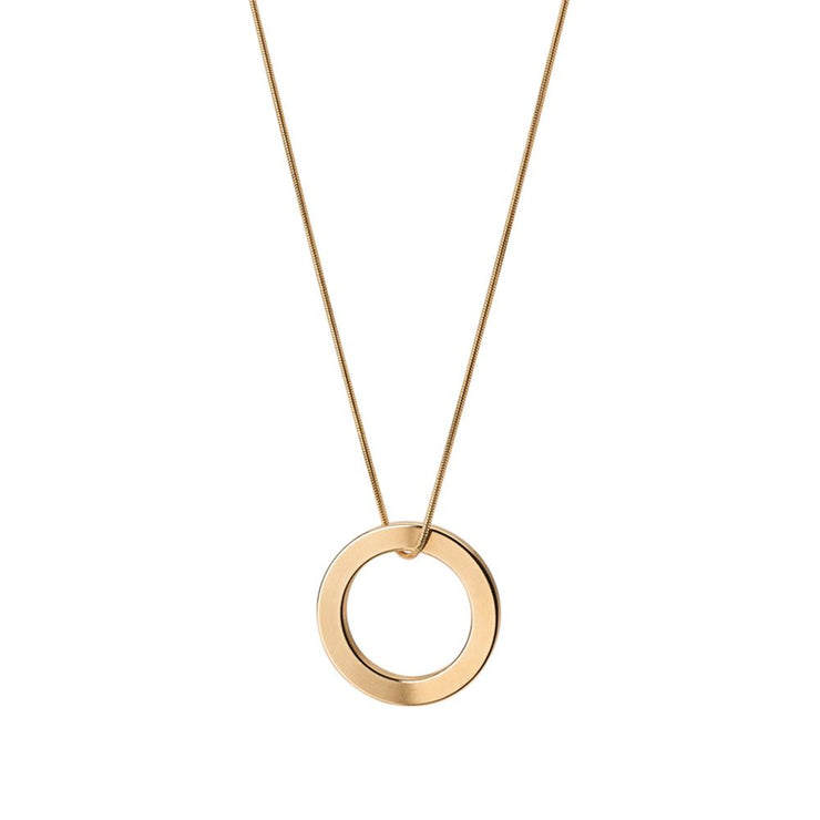 mia gold necklace