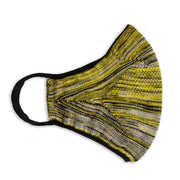 reusable hygienic face mask | brass coloured |Alice Made This
