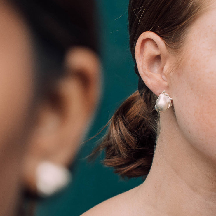 maya bubble earrings | how to wear