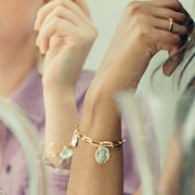 maya 3 charm bracelet | best responsible jewellery | how to wear