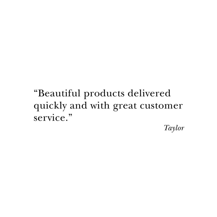 5 star review | tay