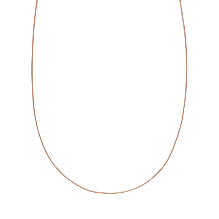 rose gold chain | Alice Made This