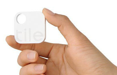 Tile - easily attaches<br/>to your valuable items.<br/>From £19.99 with free UK delivery.