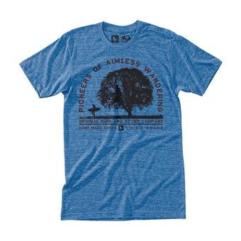 Hippy Tree Walnut Tee