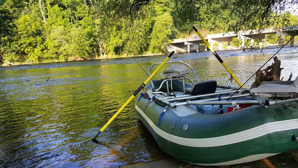 Half Day Guided Float Trip | Cherokee