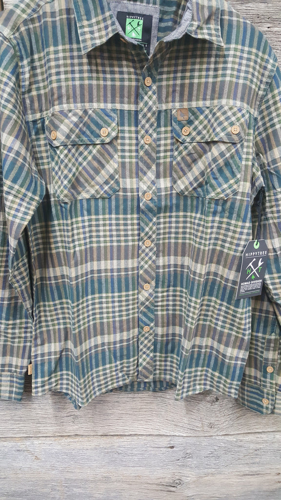 Hippy Tree Morro Flannel Shirt