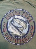REO Alpha Trout long sleeve t-shirt
