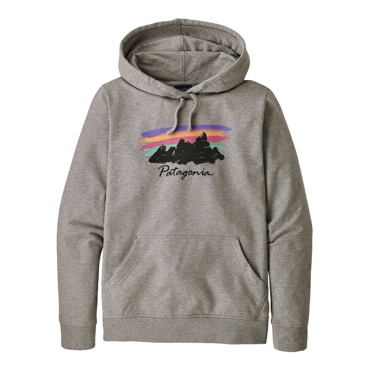 Patagonia W's Free Hand Fitz Roy Hoody