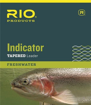 Rio indicator tapered leader