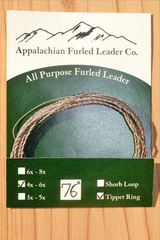 Appalachian Furled Leader Co.- All Purpose Leader