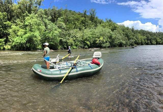 3/4  Day Guided Float Trip | Cherokee