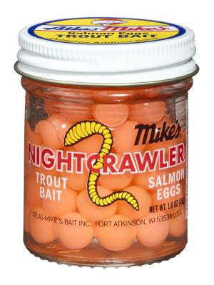 MIKE'S NIGHTCRAWLER EGGS