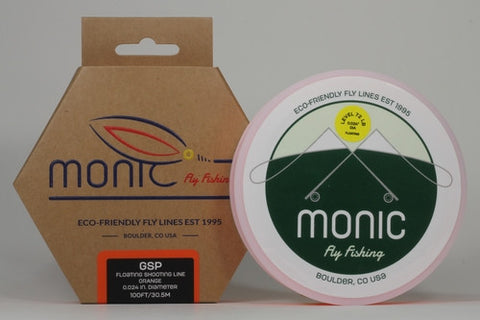 Monic GSP  Floating Shooting Fly Line