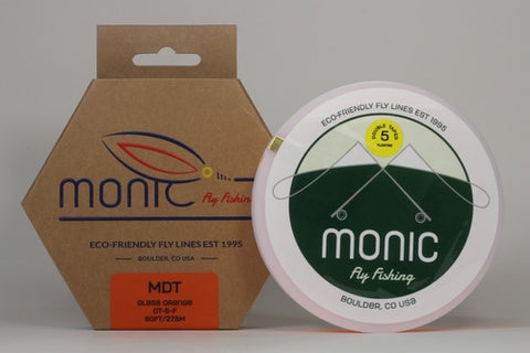 Monic Micro Double Taper Fly Line