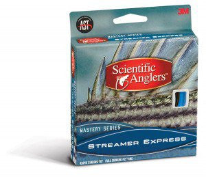Scientific Anglers Mastery Series Streamer Express Fly Line