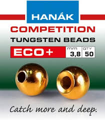 Hanak ECO+ countered tungsten bead