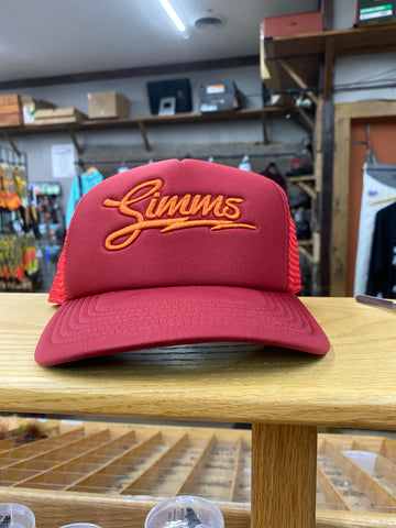 Simms adventure trucker- Bass lightning
