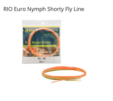Euro Nymph Shorty