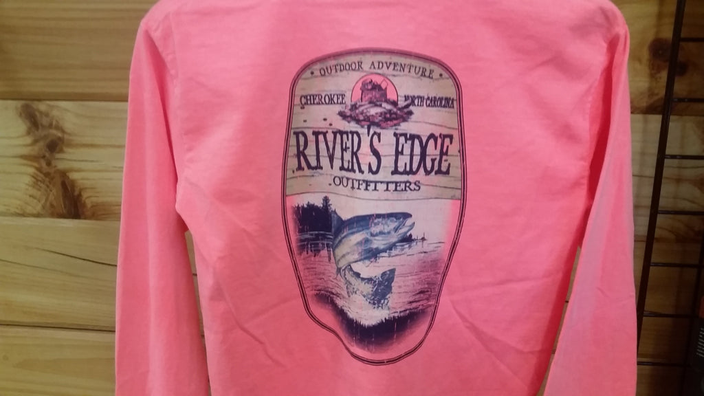 Rivers Edge Outfitters Ringspun Shirt