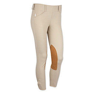 TROPHY HUNTER - MID-RISE SIDE ZIP BREECH