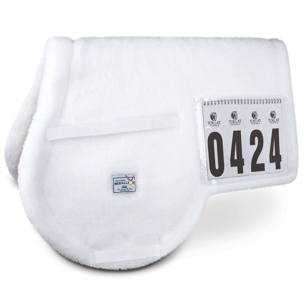 GENERAL PURPOSE COMPETITION PAD WITH NUMBER POCKET