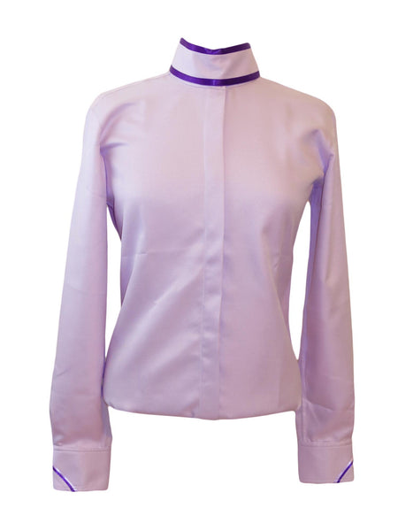 LAVENDER HUNT BLOUSE