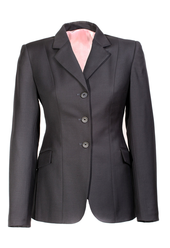 Show Jacket - Solid Black