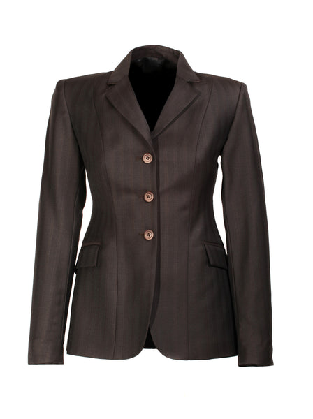 Show Jacket - Brown Thick Stripe