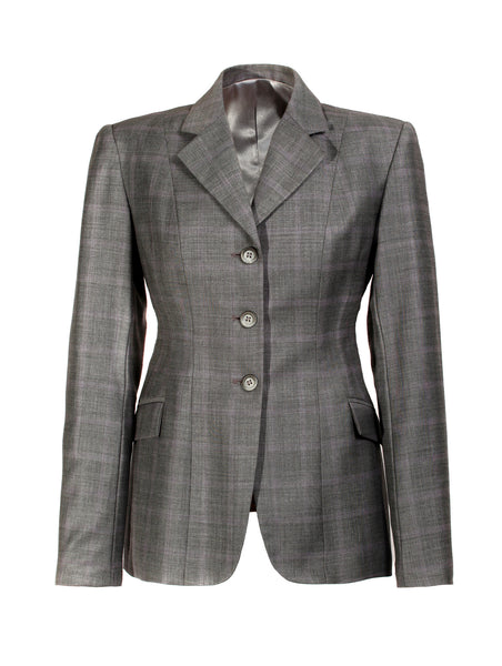 Show Jacket - Grey Windowpane