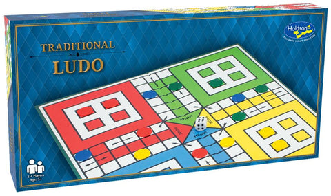 Ludo Boxed Game - Traditional