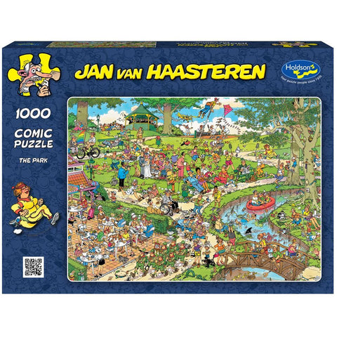 Jan Van Haasteren 1000pc - The Park