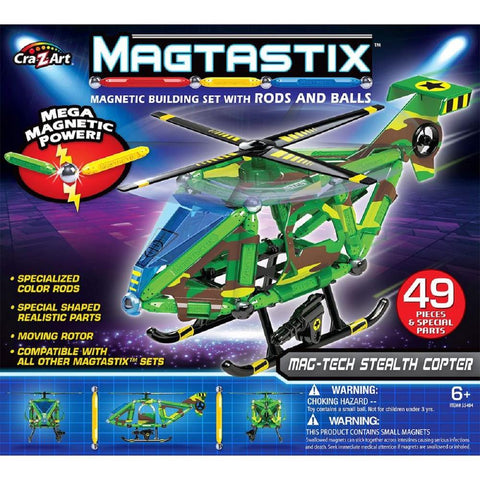 Magtastix Helicopter