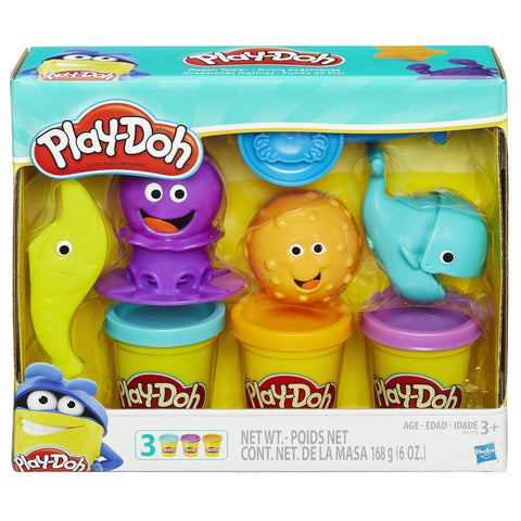 Play Doh Ocean Tools