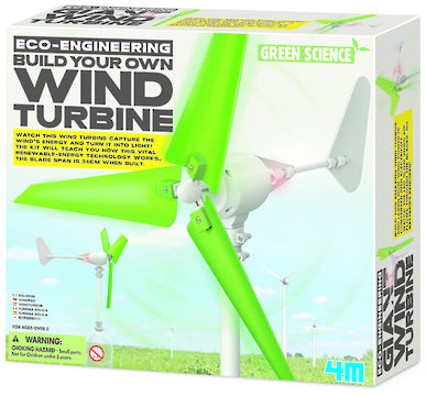 Build Your Own wind Turbine