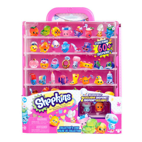 Shopkins Shopkins Collector Case - 56093 56093