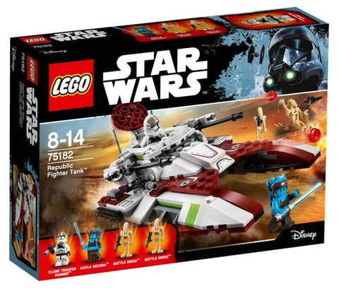 LEGO Star Wars Republic Fighter Tank - 75182
