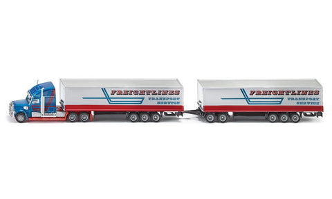 Siku Freightliner Road Train sku1806e
