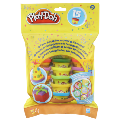 Play-Doh Party Bag 15 1oz Tubs 183671480