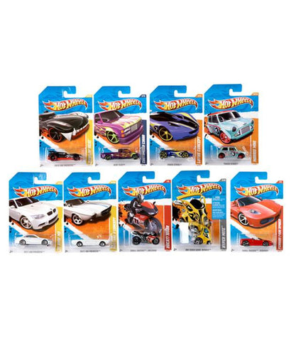 Hotwheels Basic Car c4982