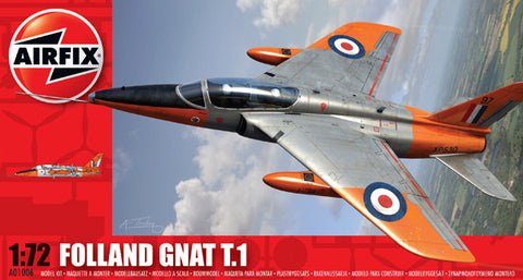 Airfix 1/72 Folland Gnat 201006h