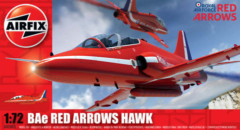 Airfix 1/72 Red Arrow Hawk 202005h