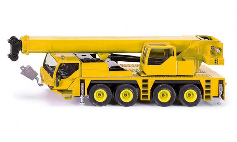 Siku Crane Truck (Orange) sku2110int