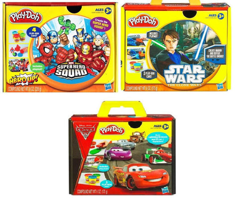 Play-Doh Favourite Brands Assorted 24093hb