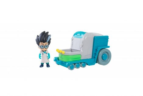 PJ Masks Vehicle - Romeo's Lab