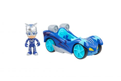 PJ Masks Turbo Blast Racers - Cat Car