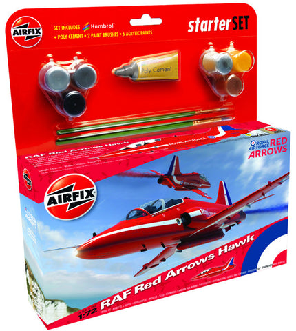 Airfix Red Arrows Gnat 255202
