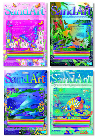 4M Sand Art Assorted 3010ld