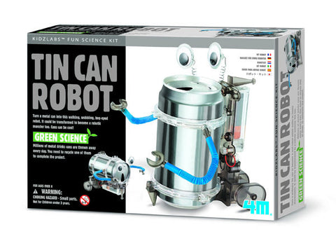 4M Tin Can Robot 3270