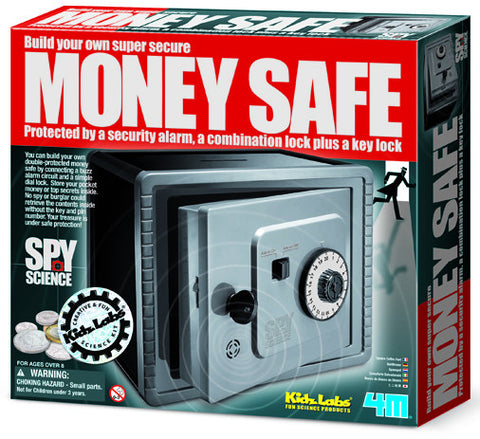 4M Build Your Own Money Safe 3289