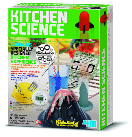 4M Kitchen Science 3296